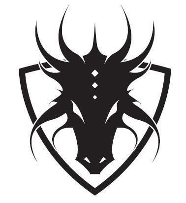 simple tattoo logo 12 best images about dragons on pinterest logos behance