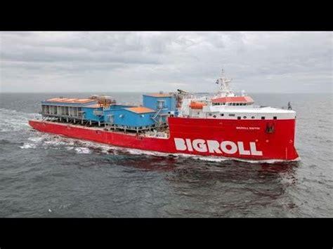 schepen in rotterdam zo groot zijn schepen in rotterdam youtube