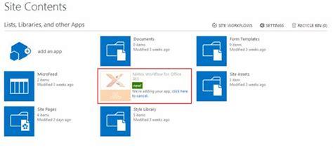 nintex workflow 2013 installation guide install nintex workflow in sharepoint 2013 sharepoint