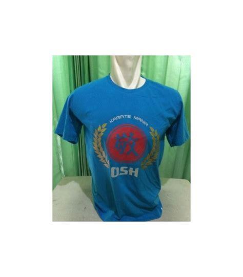 Tshirt Kaos Adidas Equipment kaos t shirt osh karate mania hitam merah biru
