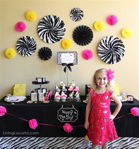 themes for little girl parties 30 girls birthday party ideas