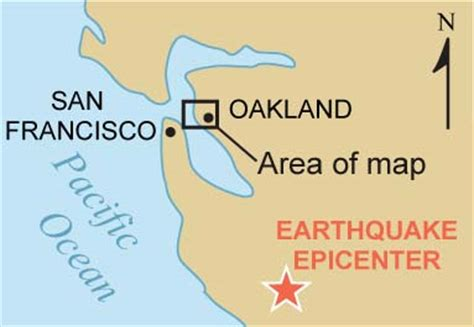 san francisco map pre 1989 putting roots in earthquake country your handbook for