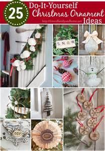 25 diy christmas ornament ideas love of family amp home
