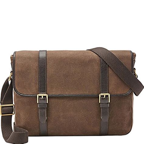 Fossil Perry East West Messenger Bag by Fossil East West Messenger Bag Accessorising Brand
