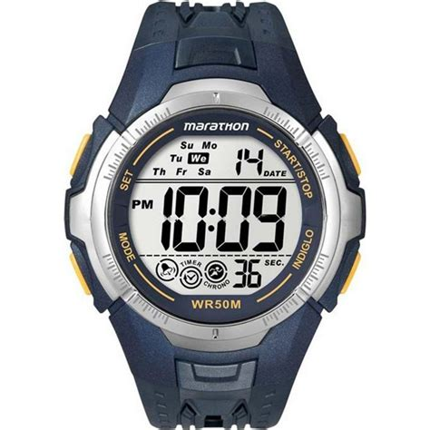 timex marathon digital gents t5k355