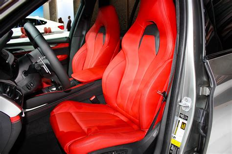 Bmw X5m Interior by Bmw X5 Leather Interior Images