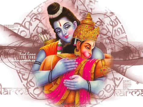 lord shri ram lord shri ram hugging lord hanuman hdwallpaper4u