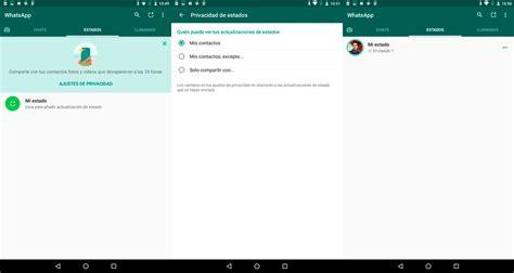 estados para poner en whatsapp ya puedes probar los estados de whatsapp las historias