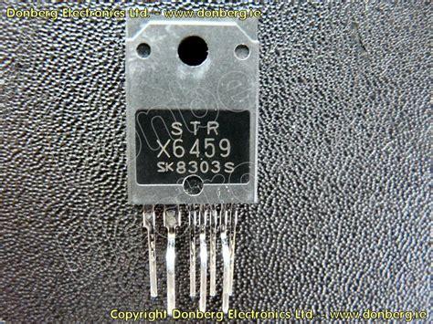 Str X6429 semiconductor strx6459 strx 6459 ic de d 246 nberg