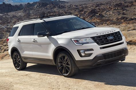 ford explorer 2017 2017 ford explorer suv pricing for sale edmunds