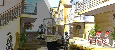 breezy point home elevation study queens nyc new york louis berger solutions for a better world