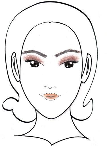 cara membuat alis untuk wajah lonjong 3 teknik melukis alis