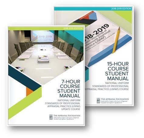 uspap printable version uniform standards professional appraisal practice uspap 7