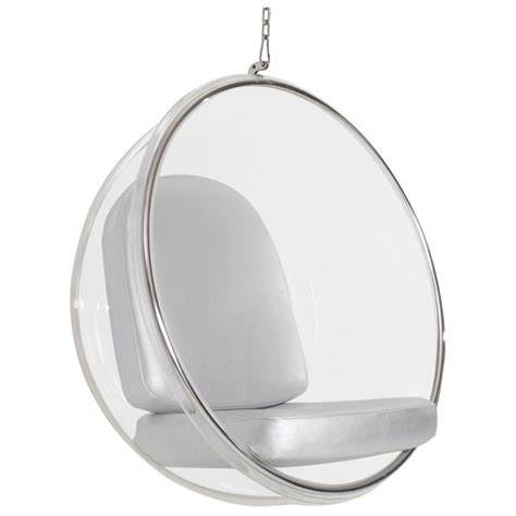 clear hanging egg stuhl eero aarnio style hanging chair dcg stores