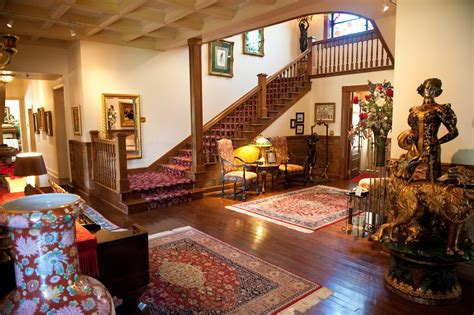 Country Style Home Interiors award winning inns from winner hospitality buhl mansion
