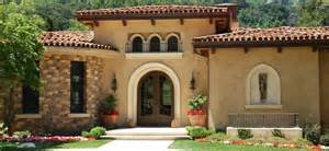 santa barbara style home plans tile roof exterior paint red tile roof
