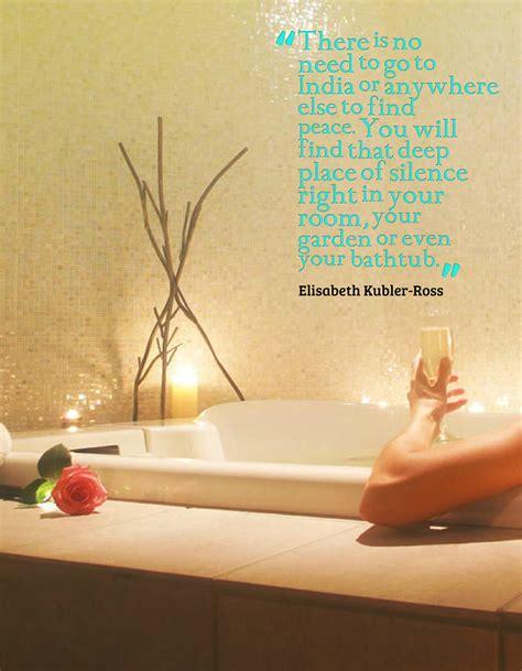 bathtub quotes bathroom quotes quotesgram