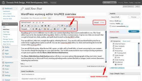 wordpress wysiwyg layout how to edit a wordpress plugin