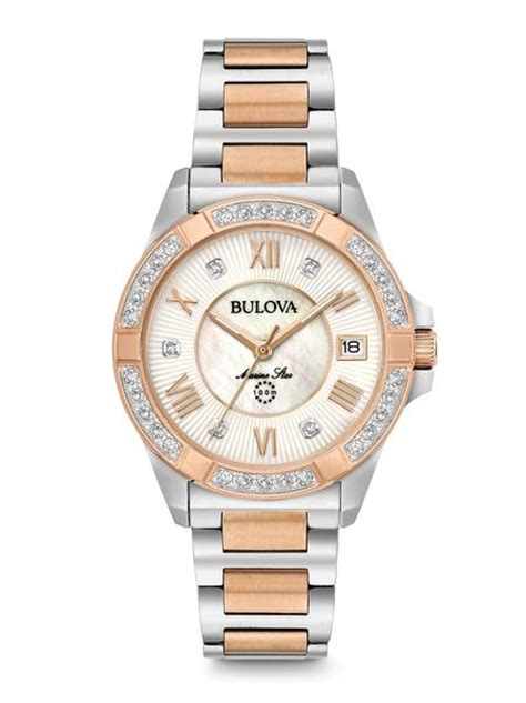 Bulova 98R234 Women's Diamond Watch   Bulova