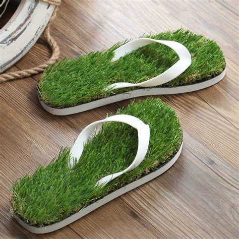 grass slippers the lawn grass slippers slippers in s sandals from