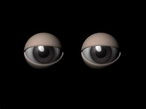 imagenes 3d tercer ojo mi primera animacion de ojos mp4 youtube