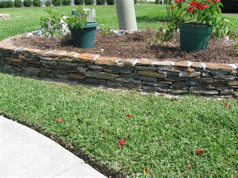 Rocks For Garden Borders Design Landscape Edging Borders Bistrodre Porch And Landscape Ideas