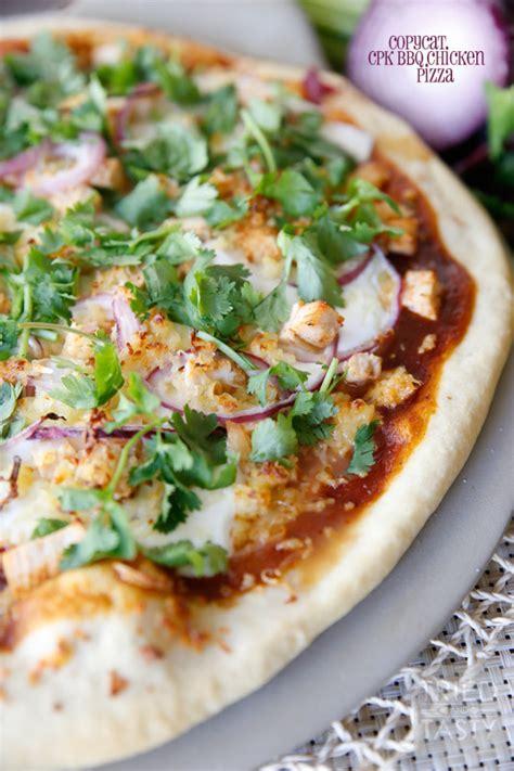 Chicken Pizza Kitchen by California Pizza Kitchen Bbq Chicken Pizza Allfreecopycatrecipes