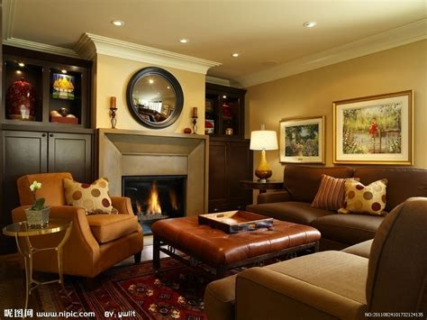5 interior design tips to warm your home in winter 欧式风格家居装修效果摄影图 家居生活 生活百科 摄影图库 昵图网nipic com