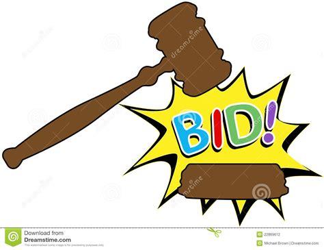 bid to buy bid to buy auction gavel icon stock photography