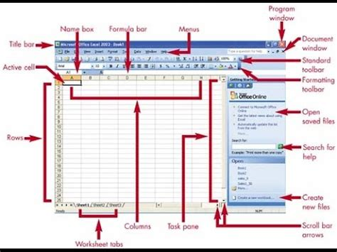 tutorial hack dasar tutorial dasar microsoft excel 2 youtube