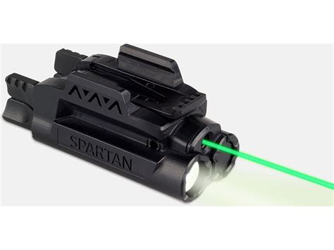 weapon light with laser lasermax spartan weapon light mint green led laser sight
