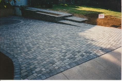 Paver Patio Cost Nj Patio Paver Cost