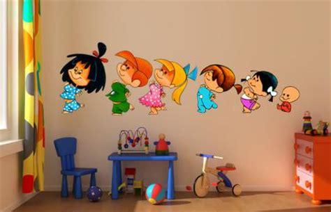 imagenes de la familia telerin de buenas noches vinilo decorativo infantil familia telerin
