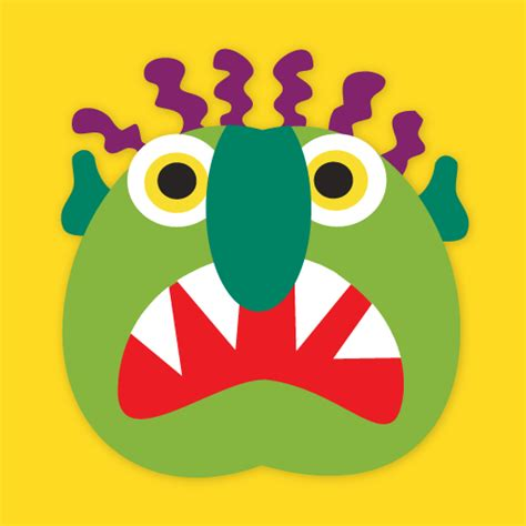 go away green go away big green monster http www mamamo it