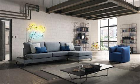 le confort divani divano le confort avatar rialzato in tessuto