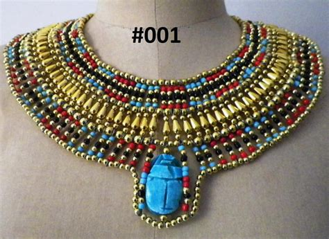 ancient egyptian cleopatra collar necklaces egyptian egipto египет 196 gypten queen cleopatra style