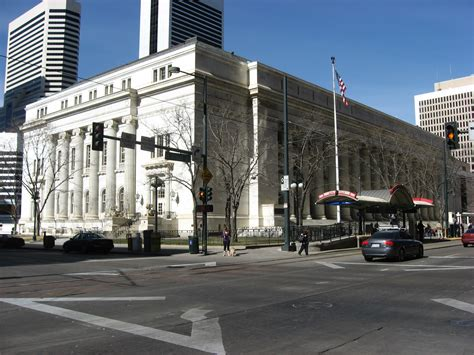 Greeley Post Office by File U S Post Office And Federal Building Denver Jpg