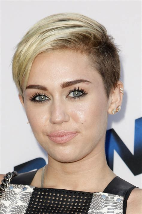 what is the name of miley cryus hair cut pictures what s the best hair color in hollywood
