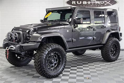 granite jeep 2016 jeep wrangler rubicon unlimited granite