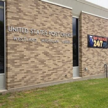 Post Office Livonia Mi by Westland Post Office 14 Reviews Post Offices 6300 N