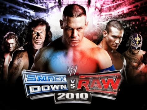 download free full version wrestling games wwe smackdown vs raw 2010 pc game free download full
