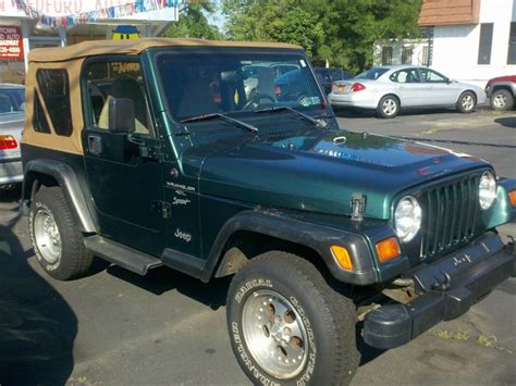 novak jeep novak s 1999 jeep tj in streetsboro oh