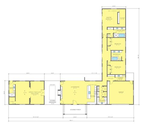 House Plans With Breezeways by Ranch House Farmhouse Revival Time To Build Downsizing