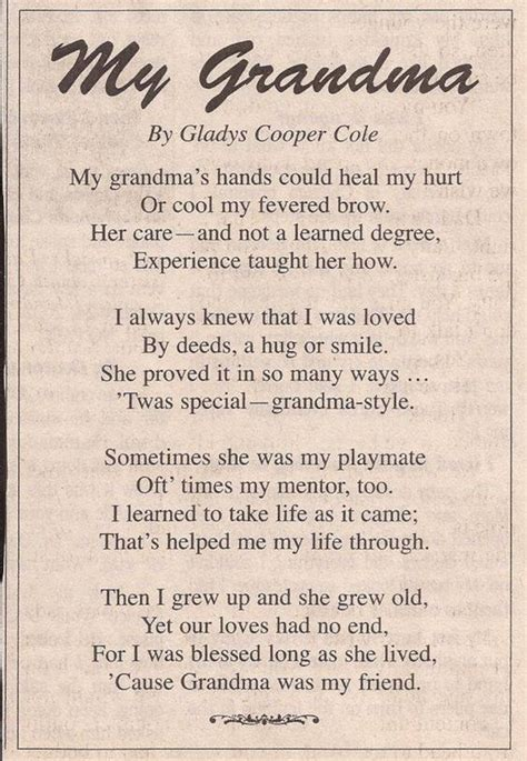 who said that the opening lines of great literature books my by gladys cooper cole in spencer letgo