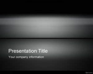 horizon powerpoint themes free start powerpoint template with dark horizon