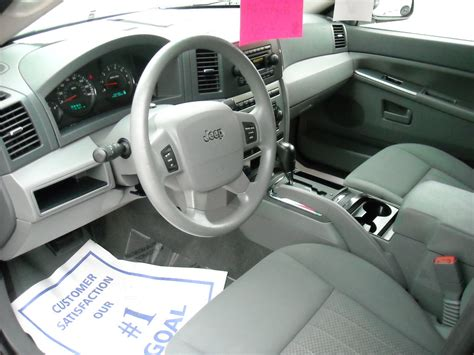 2005 Jeep Grand Laredo Interior by 2005 Jeep Grand Interior Pictures Cargurus