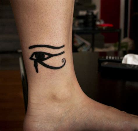 tattoo eye leg 29 imaginative eye of horus tattoo creativefan