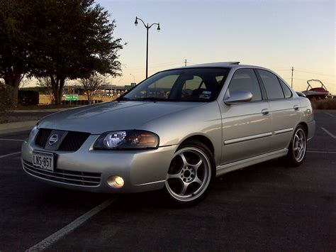 custom nissan sentra 2006 nissan sentra se r technical details history photos on