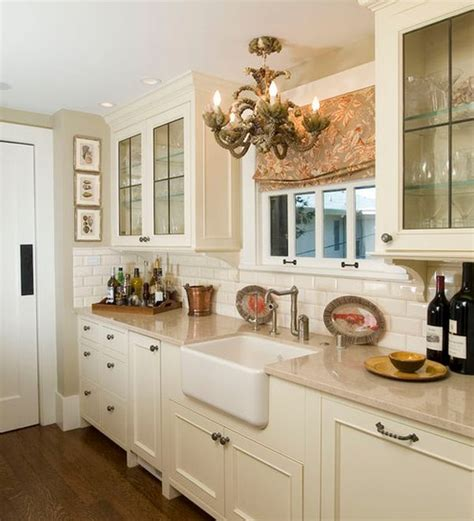 kitchen with cream cabinets traditional kitchen design with lovely lighting and classy