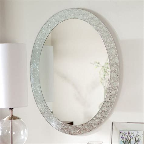 bathroom oval mirrors best 25 oval bathroom mirror ideas on pinterest half
